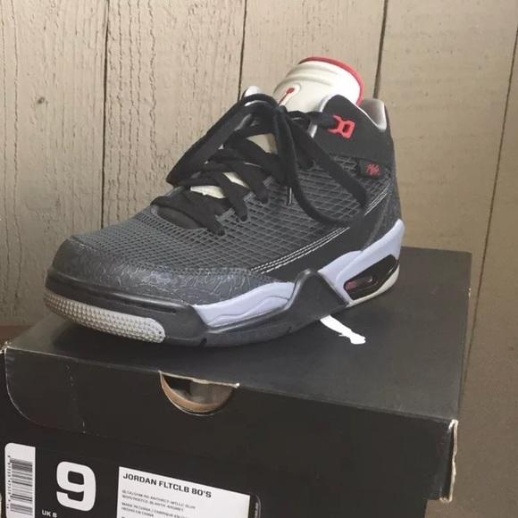 Jordan Other - Nike Air Jordan Flight Club 80 Black a2c16f7659